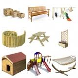 Ξύλινες κατασκευές  - κουνιες  - γλάστρες  - πατώματα - φράχτες  - πέργκολες - ζαρντινιέρες - παιδικές χαρές- σπιτάκια σκύλων - αιωρες